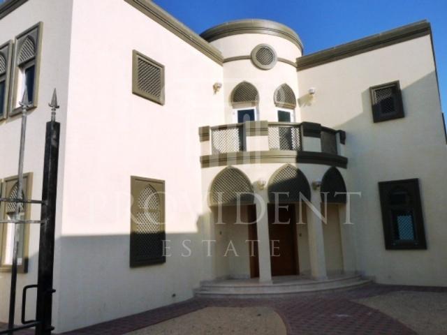 Regional villa, Jumeirah Park