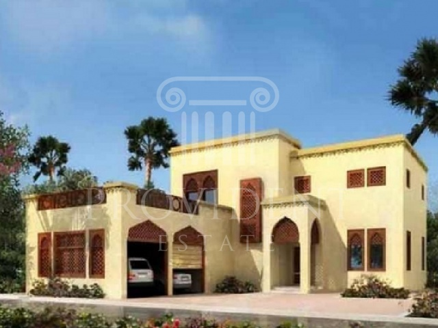 Legacy Nova Villa - Jumeirah Park